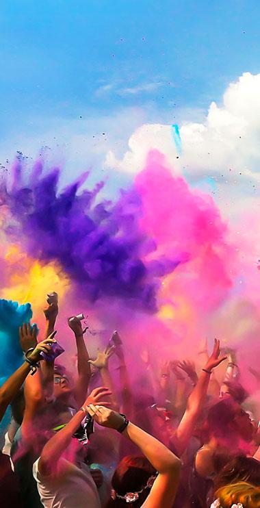 Violac colors